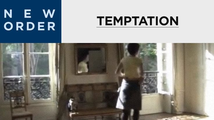 """""""Temptation"""" is a stand-alone single released by British band New Order on Factory Records. The single reached #29 on the UK Singles Chart on its release in 1982."""