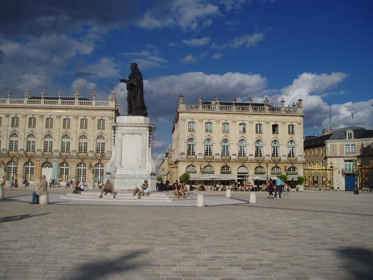 Place Stan, Nancy, France