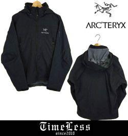 ARC'TERYX(アークテリクス)/ベンタ ジャケット エスブイ ブラック MEN'S VENTA SV JACKET GOA WIND STOPPER BLACK