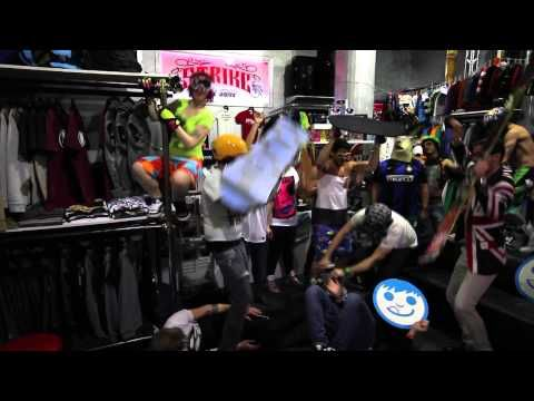 HARLEM SHAKE - STRIKE SURF SHOP TORINO - Promo video for the international band Carnival - #kappanovedesign #k9design #k9design #k9_design #turin #torino #harlem #shake #harlemshake #harlem_shake #surf #strike #shop
