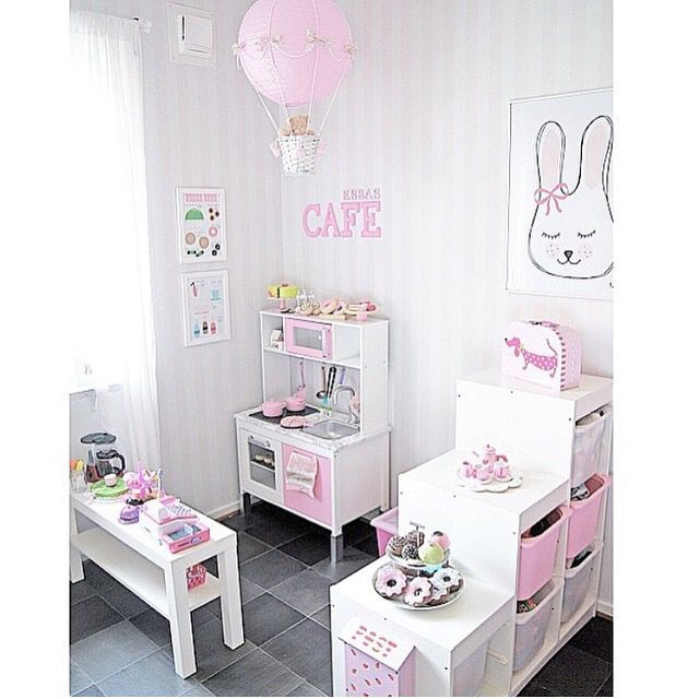 Pretty toy room