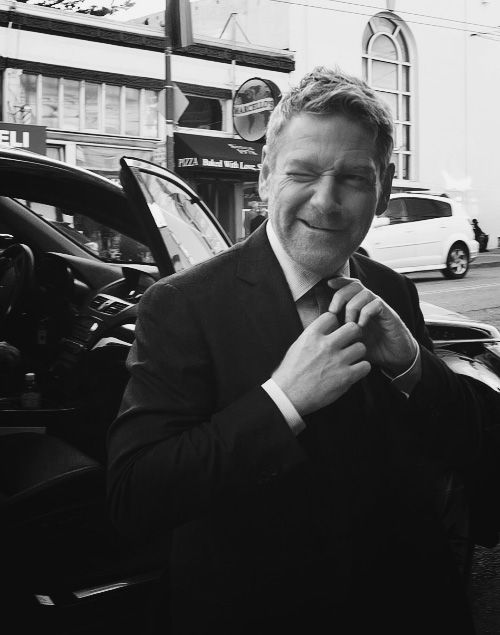 Kenneth Branagh. Shakespearian actor, Gilderoy Lockhart and director of Cinderella? YES!!