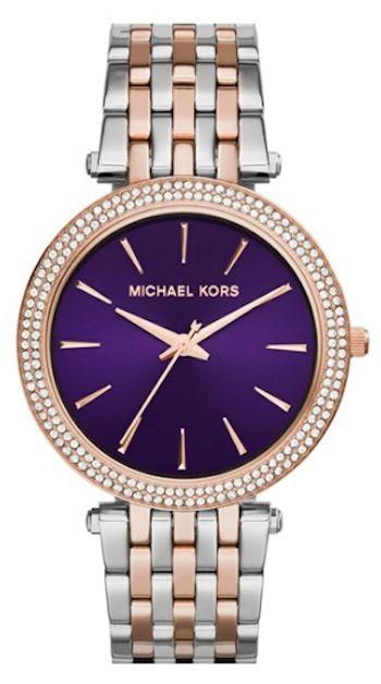 pretty purple face Michael Kors watch @nordstrom http://rstyle.me/n/ritqhr9te