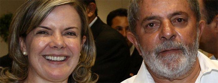 """Em nova """"bola fora"""", Gleisi diz que delação da OAS """"travou"""" por """"inocentar Lula""""; petista será preso"""