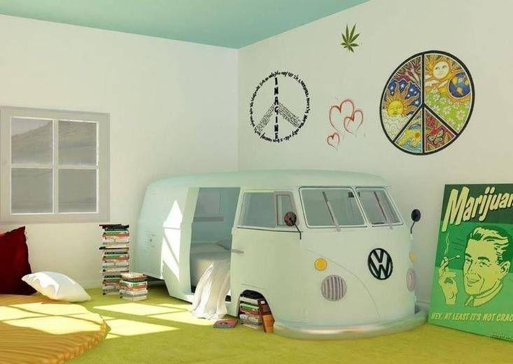 Letti per bambini a forma di macchina (Foto 21/40) | Designmag