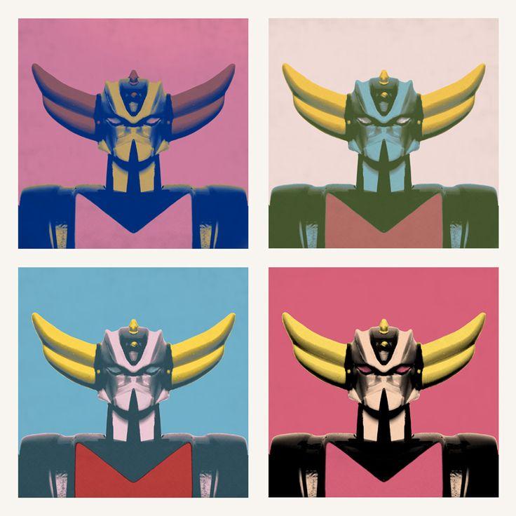 David Eger - The Goldoraks - Galerie Sakura