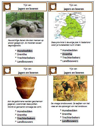 Geschiedenis kwartet