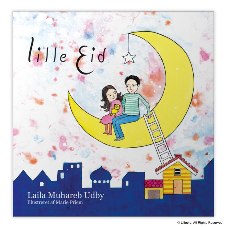 Little Eid: The first book about Ramadan & Eid Al.fitr in Denmark.