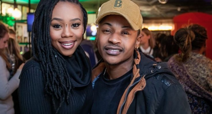 Rapper Priddy Ugly Proposes to his girlfriend Bontle Modiselle