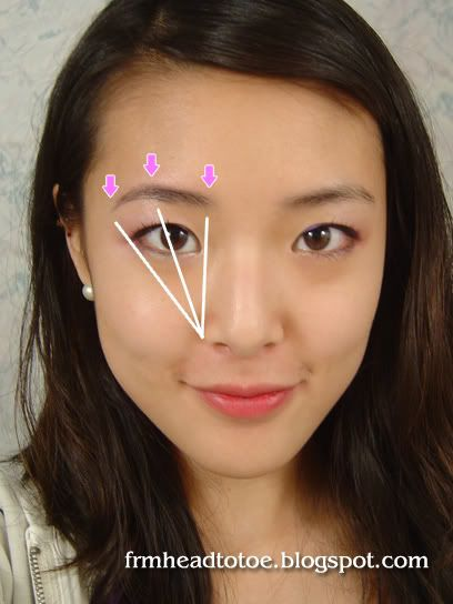 From Head To Toe: Clean Natural Eyebrows Tutorial