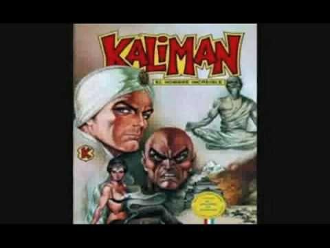 Video sobre el origen del comic en México y la historia del más vendido: Kalimán, el hombre increíble
