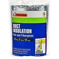 """Frost King Duct Insulation 15 ' L X 12 """" W X 2 """" D"""