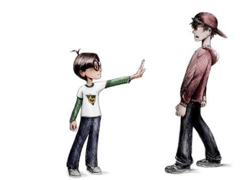 Dear Bully of Mine Promotional Video. A book written by author Vicki Fraser and illustrated by Cody McGrath and Sean McGrath.