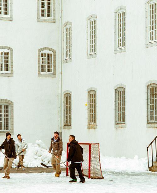 Hockey in Canada | By Kamil