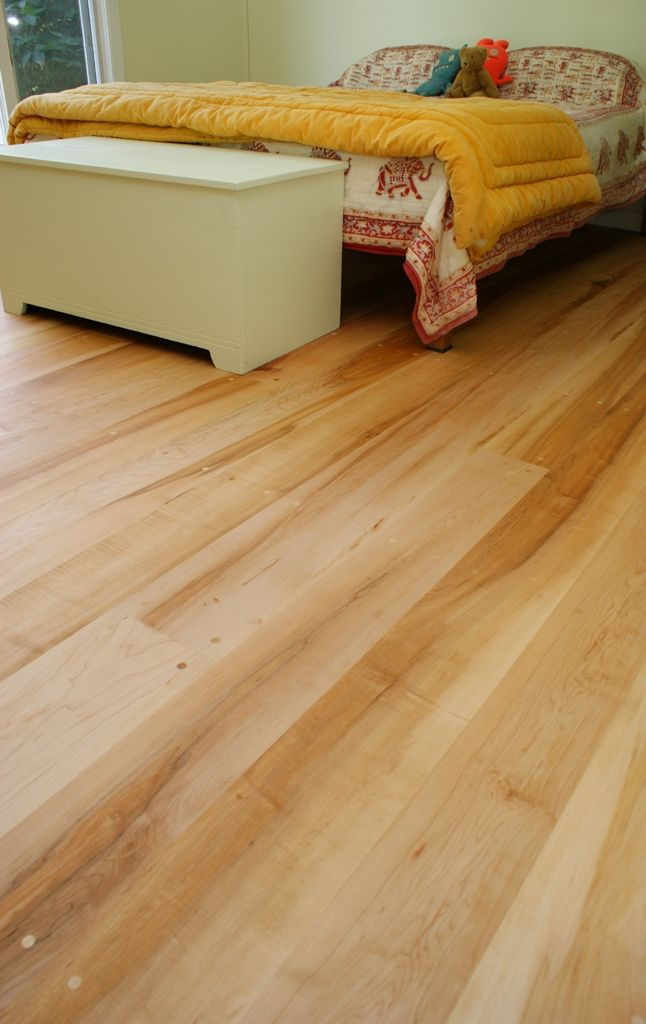 Wide Plank Maple Flooring in Woodstock, CT. - Mill Direct