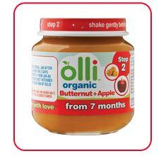 Organic Pears Baby Food