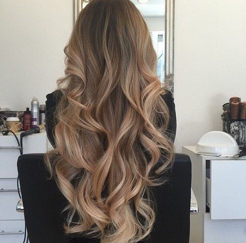Bronde+Hair+Color