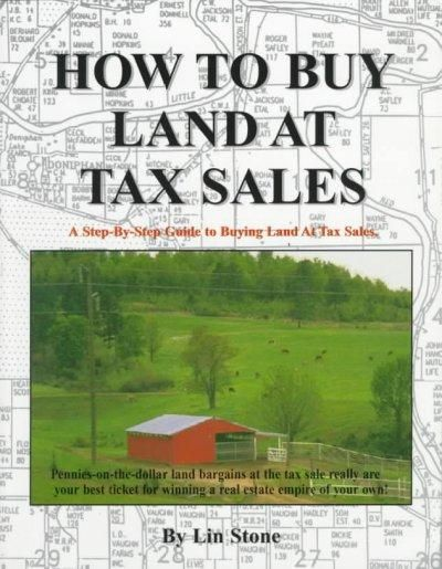 How to Buy Land at Tax Sales