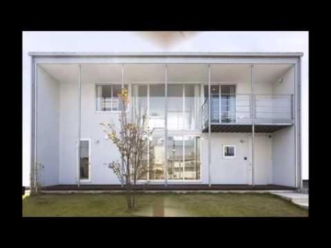 Desain Rumah Gaya Jepang Minimalis Modern