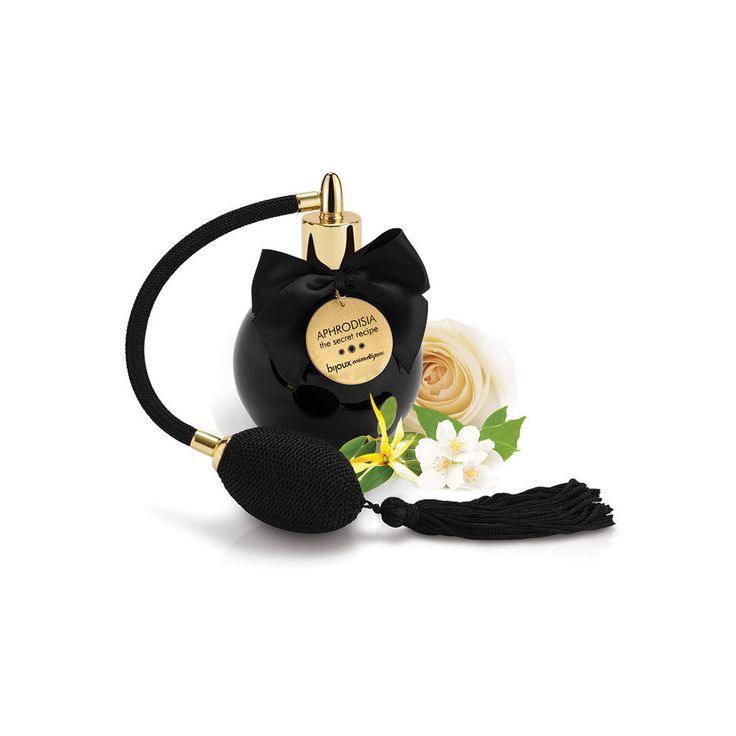 Aphrodisia Body Spray - Aphrodisiac Scent & Pheromone #BijouxIndiscrets