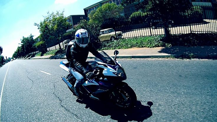 Fixed gixxer, Deathwish delivery guy and some R&R