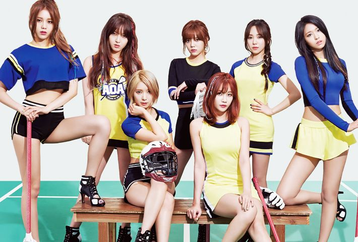 AOA Announces Completion of MV Filming and May Comeback | Koogle TV
