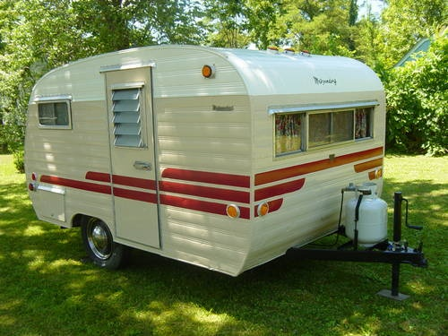 32 best metzendorf images on pinterest vintage campers