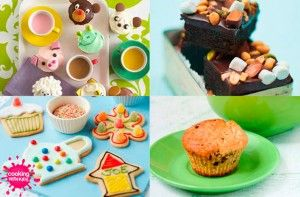 School holiday bakes - Fun school holiday bakes to make with the kids