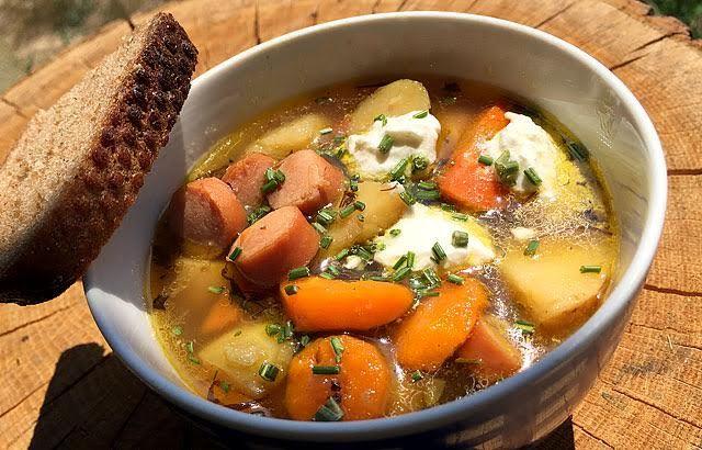 A legérdekesebb krumplileves - Figyelj, nálunk így készül! - www.kiskegyed.hu