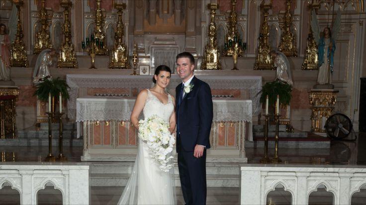 Best day ever! Photos: Thanks Elite Entertainment ! Church: Sweetest Heart of Mary Catholic Church. Flowers: Vivanos Dress: The Wedding Shoppe - Berkley, MI Tux: The Tux Shop - Birmingham, MI