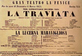 La #Traviata #Verdi #opera #lirica