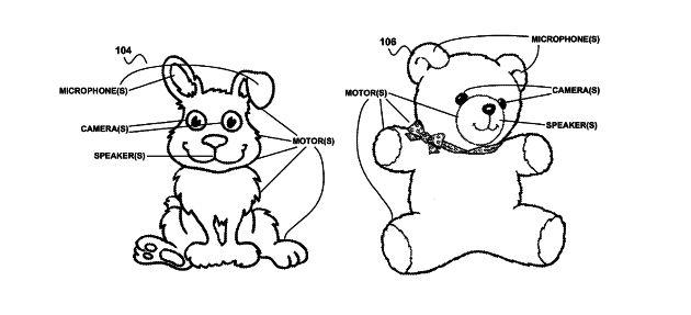 Google : un brevet de robot-jouet un peu particulier - http://www.frandroid.com/marques/google/285832_google-brevet-de-robot-jouet-particulier  #Google, #ObjetsConnectés
