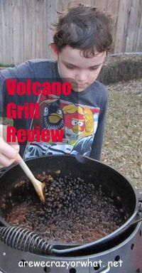 In this post I review the Volcano Grill (Stove). #beselfreliant