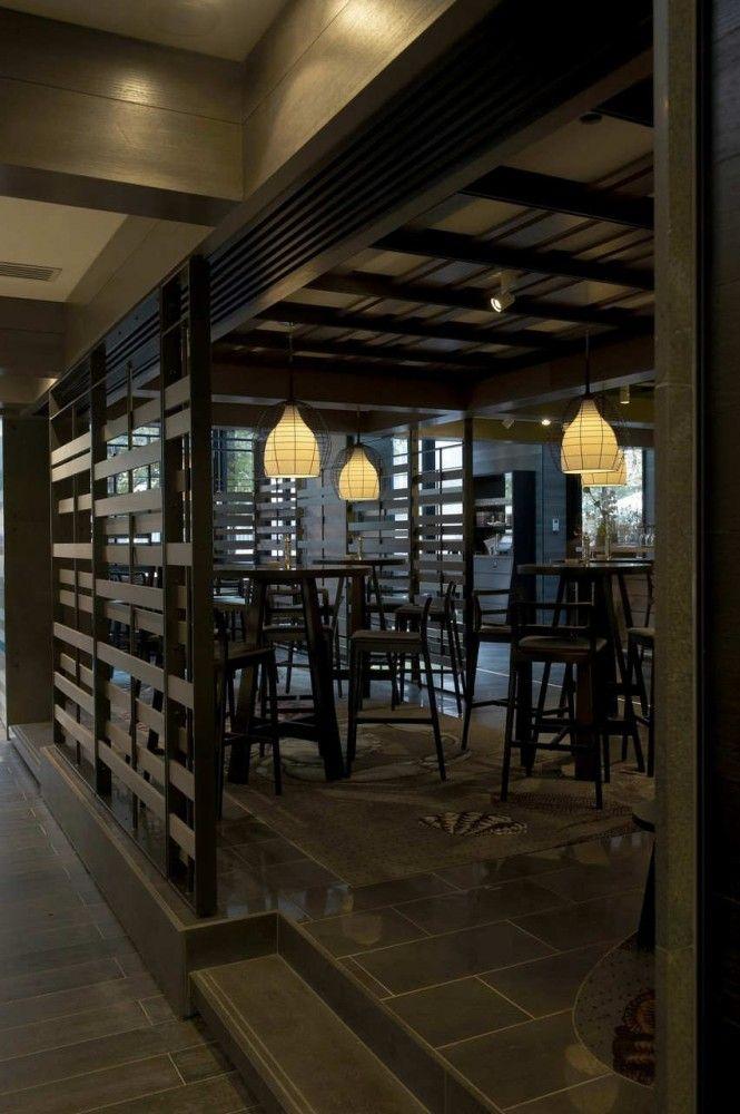 Mejores 45 im genes de interior restaurants en pinterest - Interiores de restaurantes ...