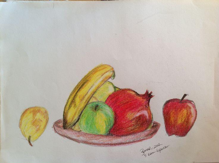 #eskiz #meyve