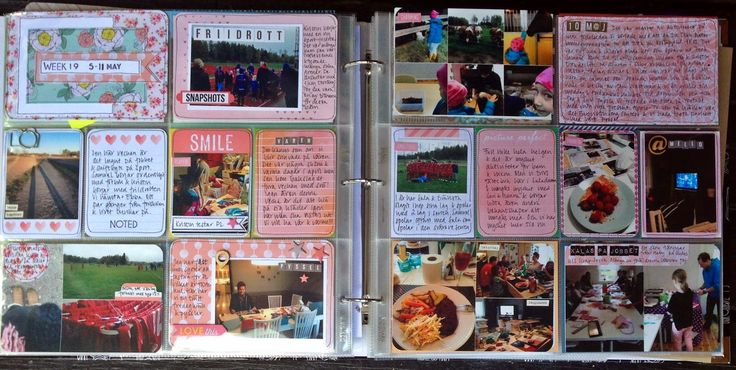 MiaKL has made a project life layout with Neapolitan  http://www.scrap-perra.blogspot.se/2014/07/semester-och-jag-visar-project-life-v19.html