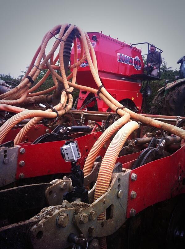 Intricate mechanics of Sumo UK's farming products