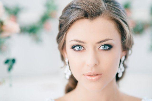 Naturliches Braut Make Up 60 Inspirierende Fotos Und Tipps Maquillage Braut Make Up Tolle Augen Make Up Ideen Blaue Augen