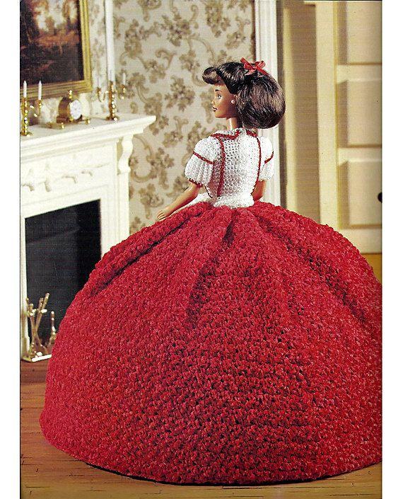 Le Southern Belle Collection Holiday robe par grammysyarngarden