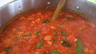 Sicilian Napoli sauce recipe : SBS Food