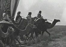 In 1902, a direct descendent of Muhammad ibn Saud, twenty-year-old Abd al-Aziz ibn Saud, rides out of the desert with 60 of his brothers and cousins to restore the rule of Al Saud. He captures Riyadh, the ancient capital of the Saudi kingdom, but to conquer all of the Arabian Peninsula, he seeks the help of nomadic Bedouins, the Ikhwan, or Muslim brothers. Renowned warriors, the Ikhwan are also fervent Wahhabi Islamic puritans who want to spread their form of Islam throughout the Middle…