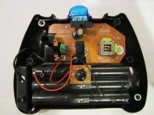 Reverse Engineering the Syma S107G IR Protocol