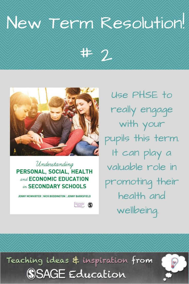 Take a look at 'Understanding Personal, Social, Health and Economic Education in Secondary Schools'. This book provides an overview essential for a proper understanding of effective approaches to PSHE education in secondary education and the valuable role it can play in promoting the health and wellbeing of adolescents.