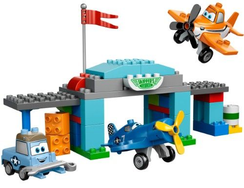 Le nouveau film d'animation #Planes débarque en #Lego !