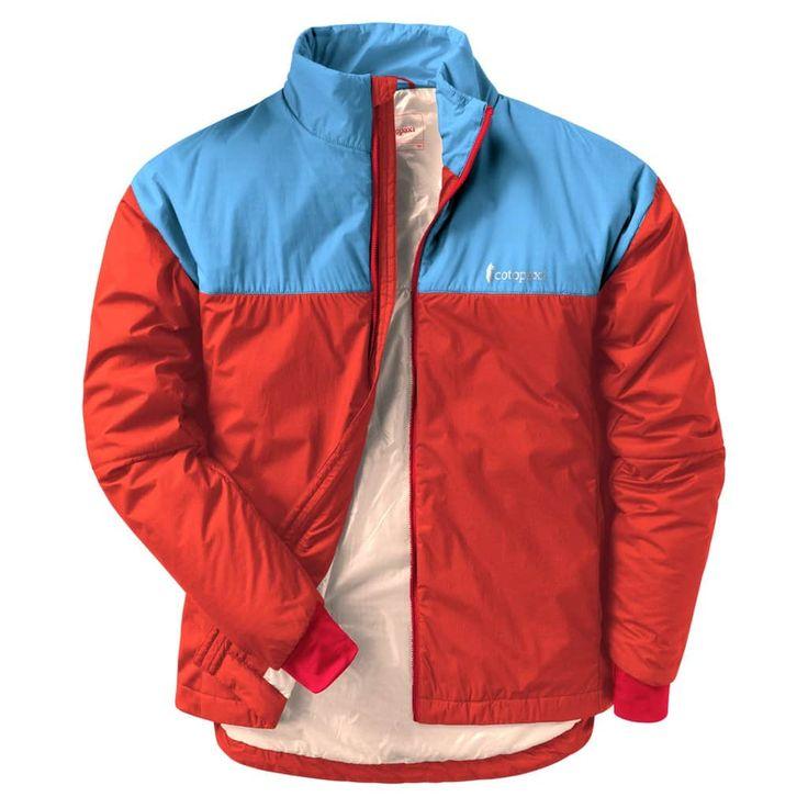 Pacaya Insulated Jacket (Hoodless) - Men's