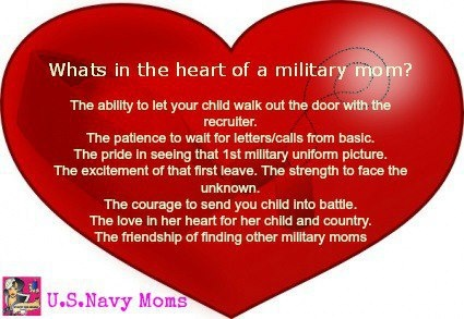 for all military moms