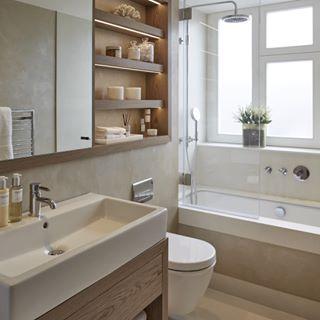 Instagram photo by laurahammett.interiors - The family bathroom at our Notting Hill project #bathroomdesign #interiordesign #interiorarchitecture #interiorstyling #houzz #homedecor #luxuryinteriors #laurahammett