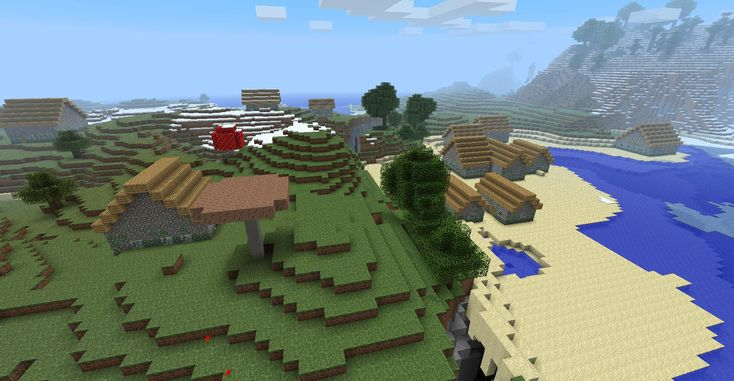 Minecraft 1.8 Update With Improved Features and Bug Fixes