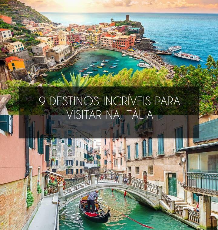 A Itália é um verdadeiro refúgio e um país privilegiado quando o assunto são belas paisagens e arquiteturas de tirar o fôlego. Com bastante influência renascentista, o país abriga obras de arte e igrejas que encantam qualquer pessoa, além de possuir vilarejos tão charmosos que parece que estamos dentro de um filme!