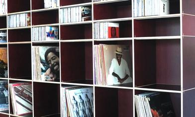 Nice shelfs for Vinyl
